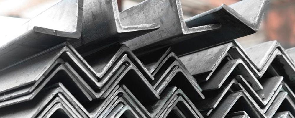 Уголок горячекатаный стальной в Казахстане